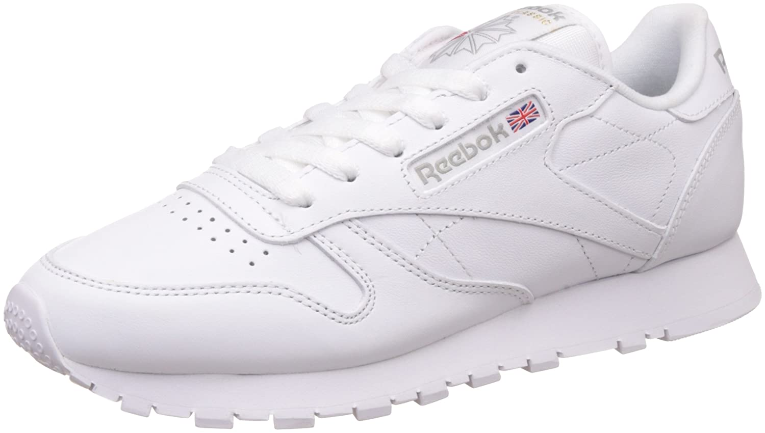 90937e35b8b5d7 Reebok Classic Leather Women s Trail Running Shoes  Amazon.co.uk  Shoes    Bags