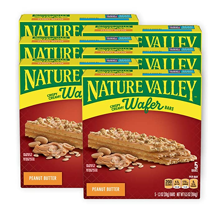 Top 5 Pb Nature Valley