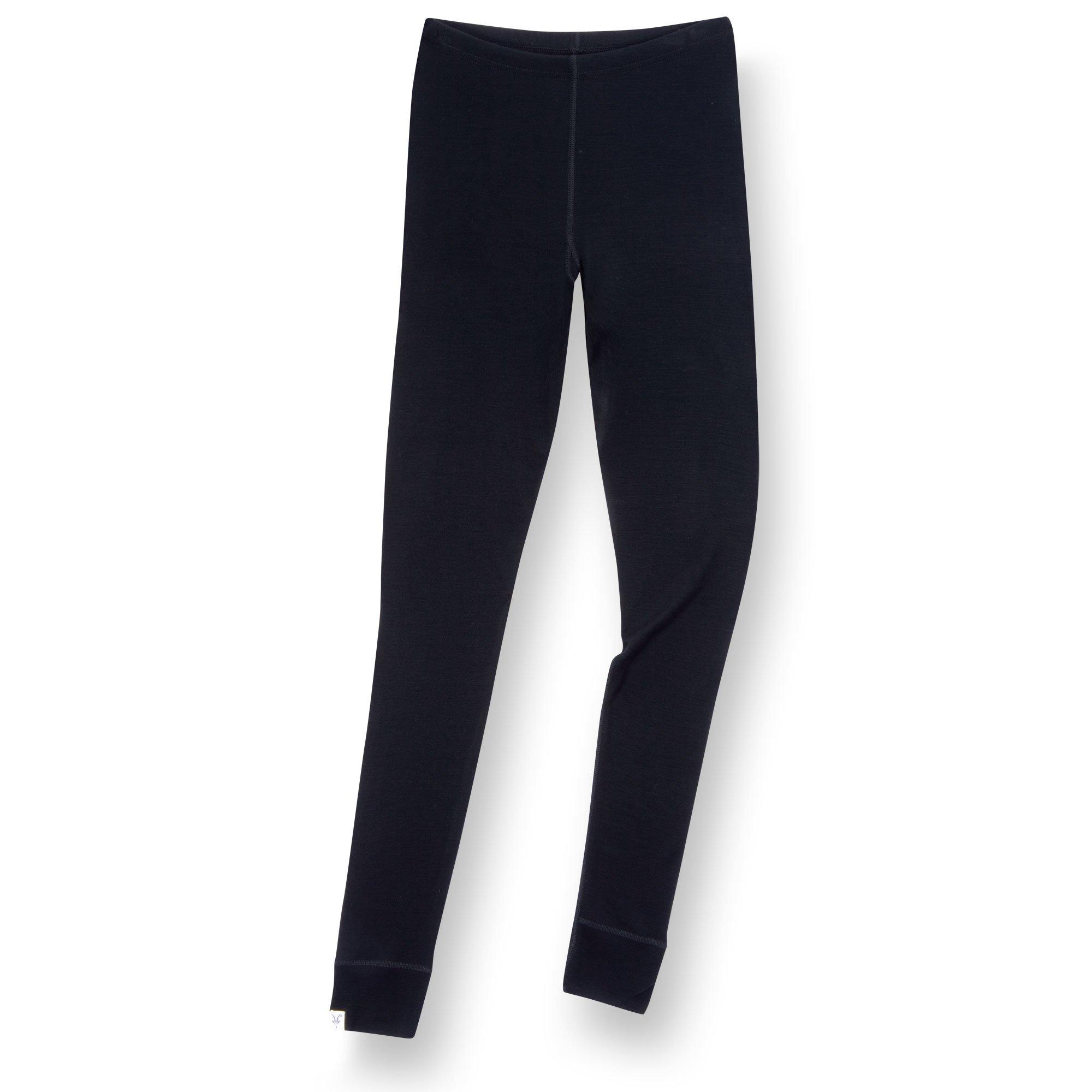 Ibex Women's Woolies Bottom,Black,X-Small