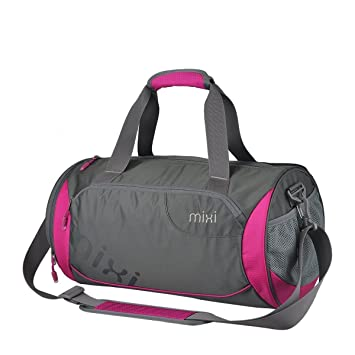 Holiday SALE Mixi Trendsetter Carry On Sports Gym Bag Travel Duffel Bags With Shoulder
