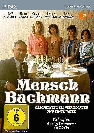 Mensch Bachmann Die Komplette 6 Teilige Kultserie Pidax