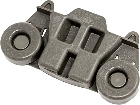 UpStart Components Brand Compatible with W10195416V Dishwasher Wheel W10195416 Lower Dishwasher Wheel Replacement for Maytag MDB8959SBS2 Dishwasher