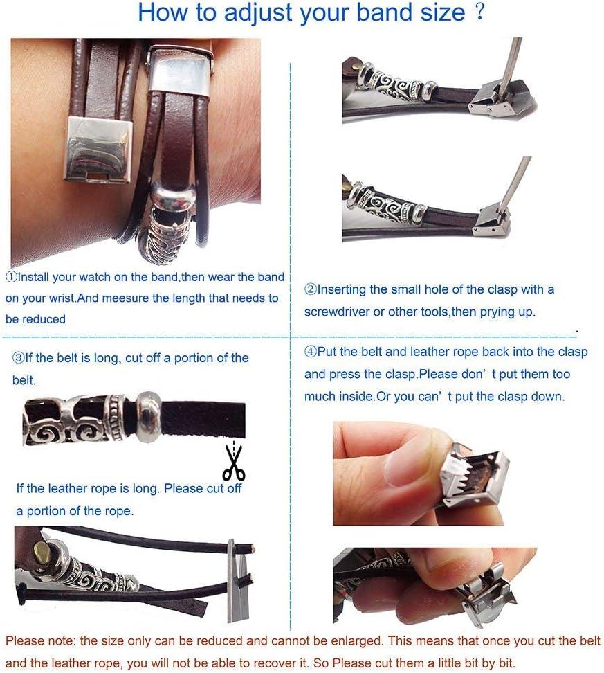 r/églable Sangle de Sport de Rechange Fitbit Charge 3 Smatiful Charge 3/Bandes