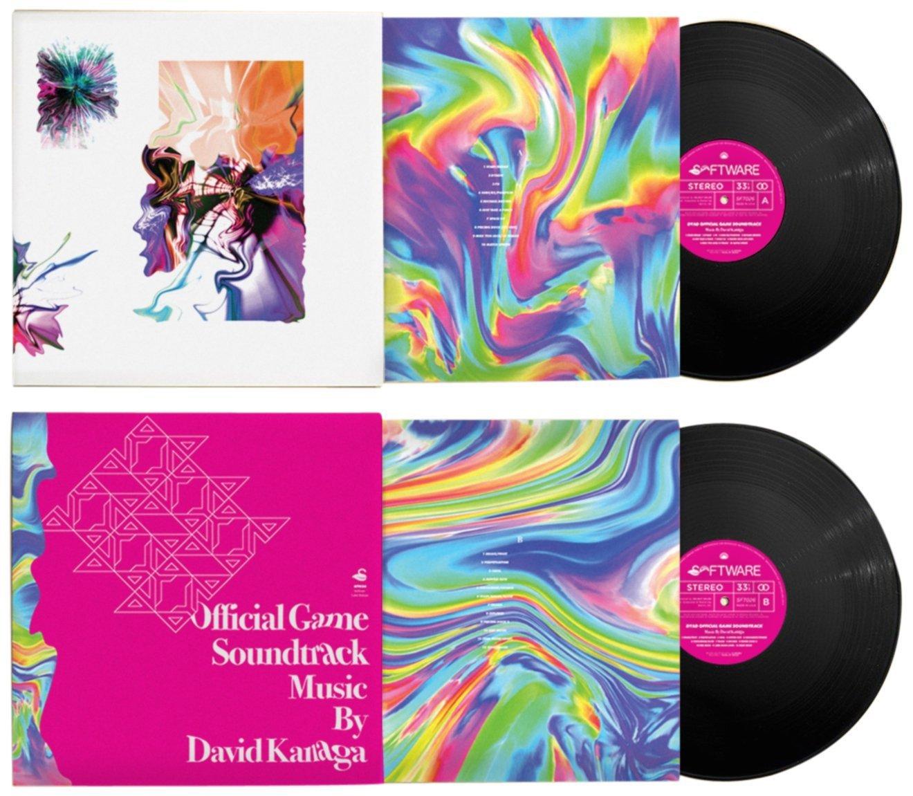 Vinilo : David Kanaga - Dyad Ogst (Downloadable Bonus Tracks)