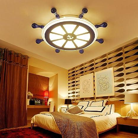khskx Creative luces de habitación de los niños, el Mediterráneo ...