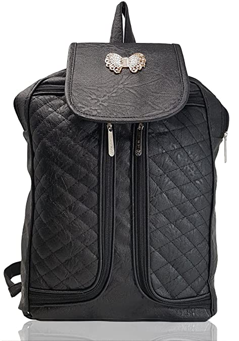 6b293d6486 Typify Butterfly Style Casual Purse Fashion School Leather Backpack  Shoulder Bag Mini Backpack for Women