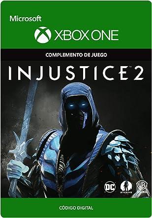 Injustice 2: Sub-Zero Character | Xbox One - Código de descarga ...