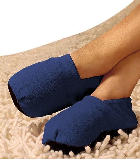 Amazon.com: Lily s Home® Microondas climatizada Zapatillas ...