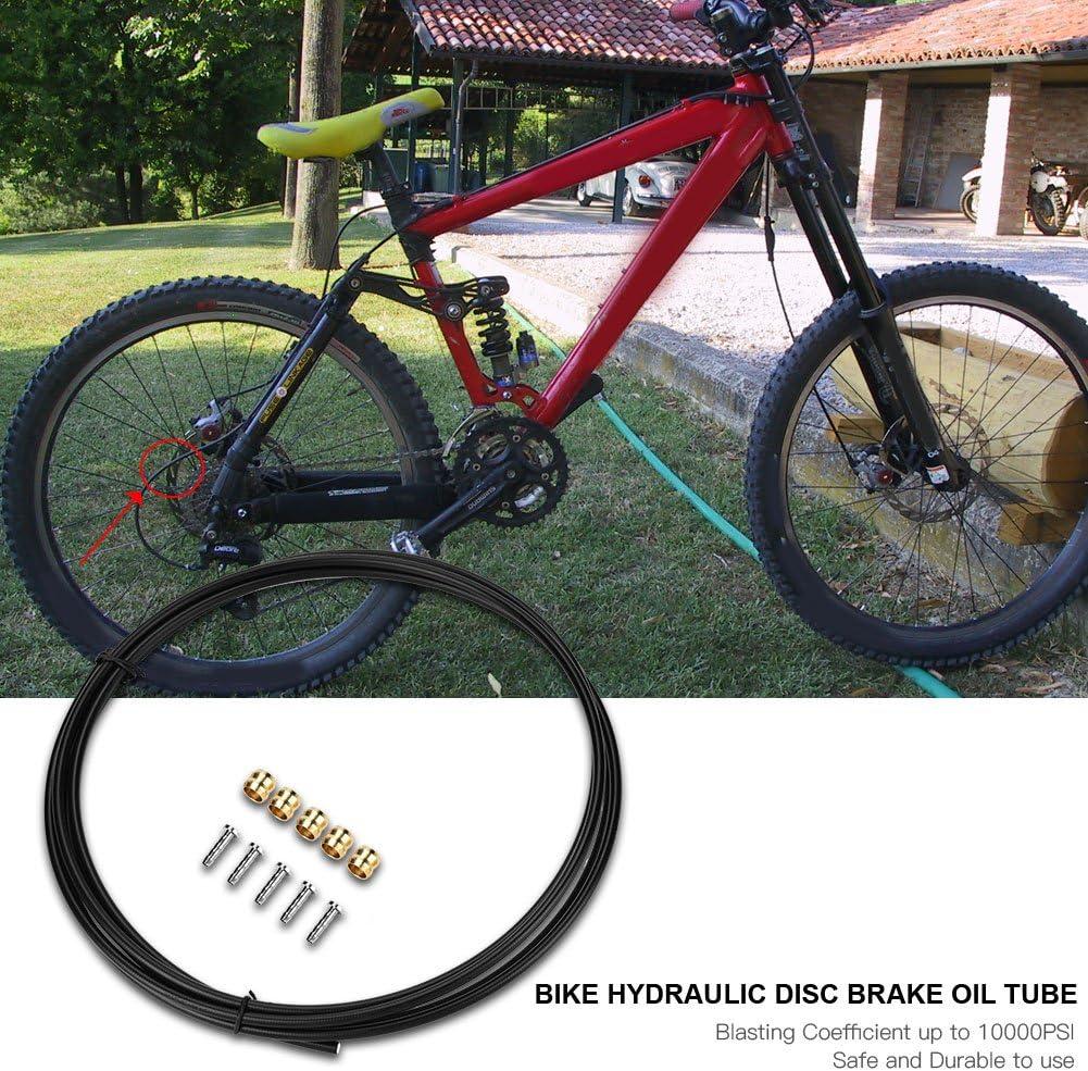 3 Meter Mountain Bike Hydraulic Disc Brake Oil Tube Pipe Bicycle Brake Hose ZUZY