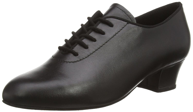Diamant Diamant Damen Trainerschuhe 093-034-034-A - Zapatos de Baile - Standard & Latino para Mujer 39 1/3 EU|Negro (Schwarz)