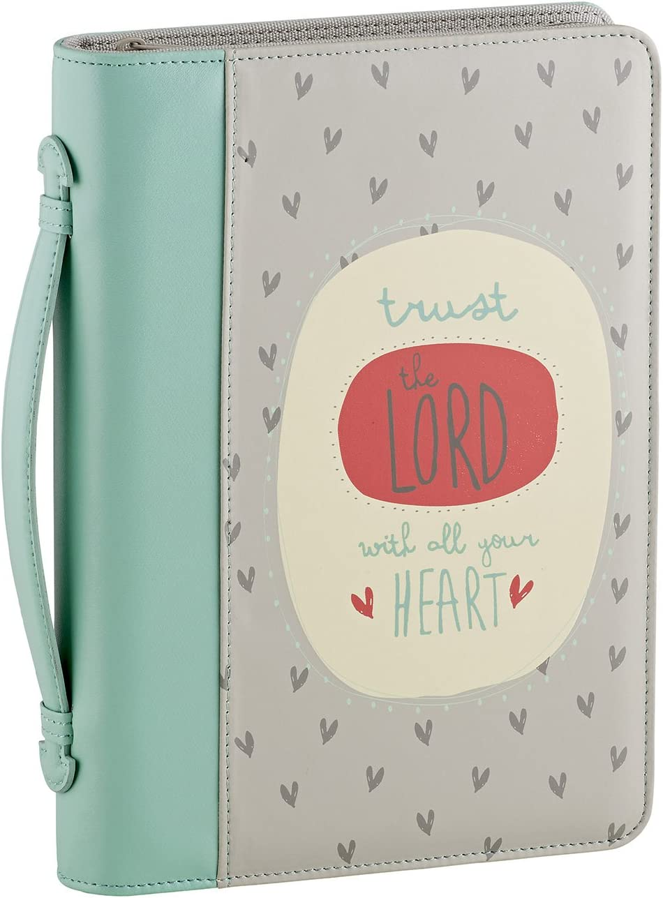 Creative Brands Bible Book Cover, Trust in The Lord