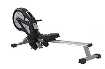 Review Sunny Health & Fitness SF-RW5623 Air Rowing Machine Rower w/LCD Monitor