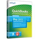 QuickBooks  Pro 2013  1 User (PC)
