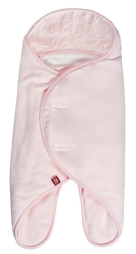 Red Castle 0836174/Babynomade doble polar protectora rosa