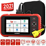 LAUNCH Scan Tool-CRP129i OBD2 Scanner Professional Automotive Scanner for Mechanic, Engine ABS SRS Transmission Scanner…