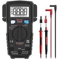 BSIDE Electricians Digital Multimeter Smart 6000 Counts Auto-Ranging Voltmeter AC/DC Current Voltage Frequency V-Alert…