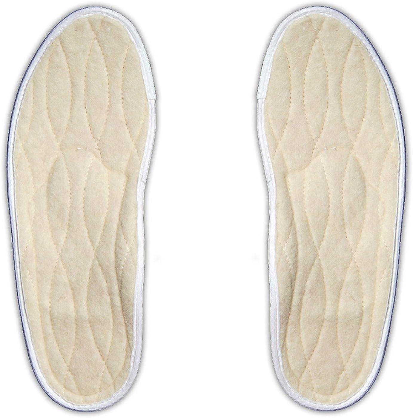 Batz Thermo Plantillas de Confort de Algodón - EU 41/42: Amazon.es: Zapatos y complementos