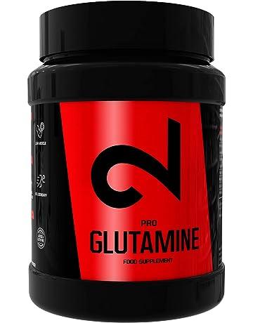 DUAL Pro Glutamine | Para Mujeres Y Hombres | 500g De Puro Polvo Fino Muy Soluble