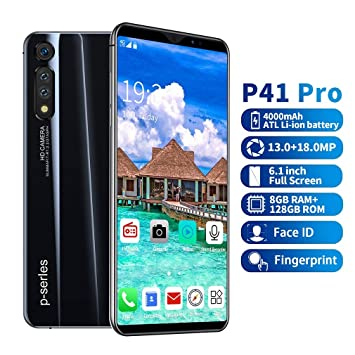4G Smartphone, 3GB RAM 64GB ROM Dual SIM 6.1 Pantalla Completa ...