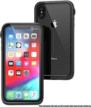 Catalyst Funda Impermeable iPhone XS MAX con Correa, Material de ...