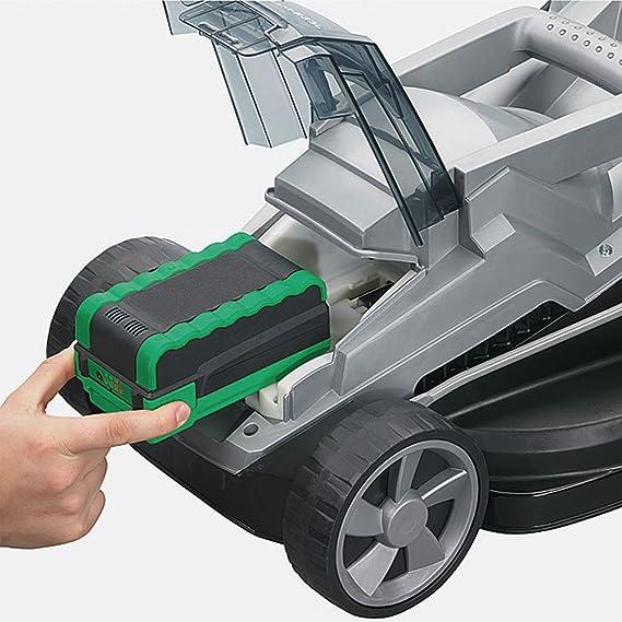 Made by Einhell GAM E33 Cortacésped con batería de litio, 33 ...