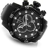 Invicta Reserve 52mm Venom Swiss Made Quartz Chronograph Leather Strap Watch (20222)