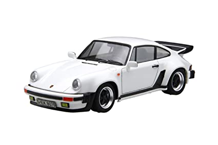 1/24 Enthusiast Model Series No.1 Porsche 911 Turbo 85