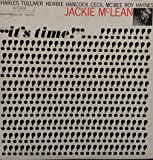 Jackie mclean : it's time [Import allemand]