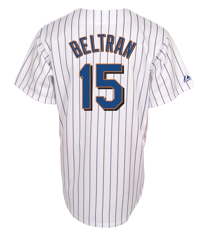 Buy Carlos Beltran New York Mets Youth Replica Home Jersey