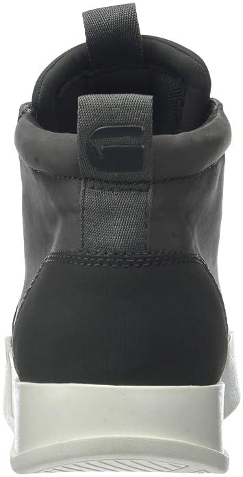 Amazon.com   G-Star Rackam Core Rover Grey Sneaker Trainers UK 7   Fashion Sneakers