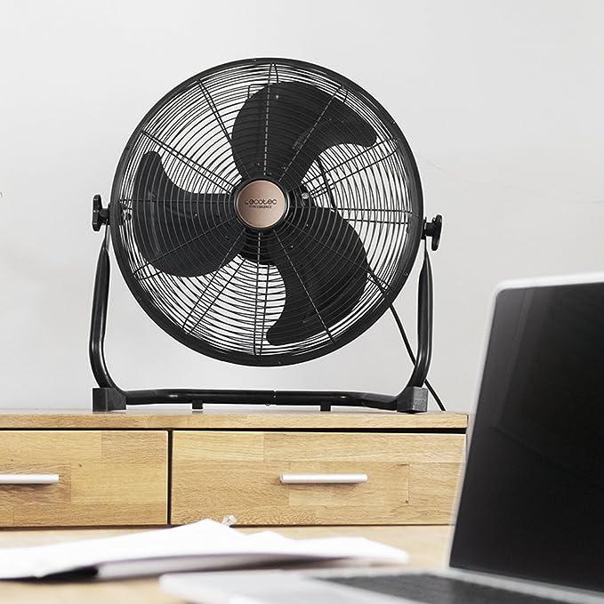 Cecotec Ventilador Industrial EnergySilence 3000 Pro. 3 Aspas Met‡licas de 18