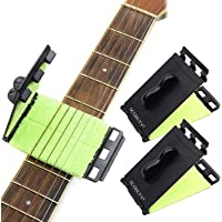 Guitar Fretboard Cleaner, Guitar String Cleaner, Guitar String Scrubber, Fingerboard Cleaning Cloth, Guitar Bass String…