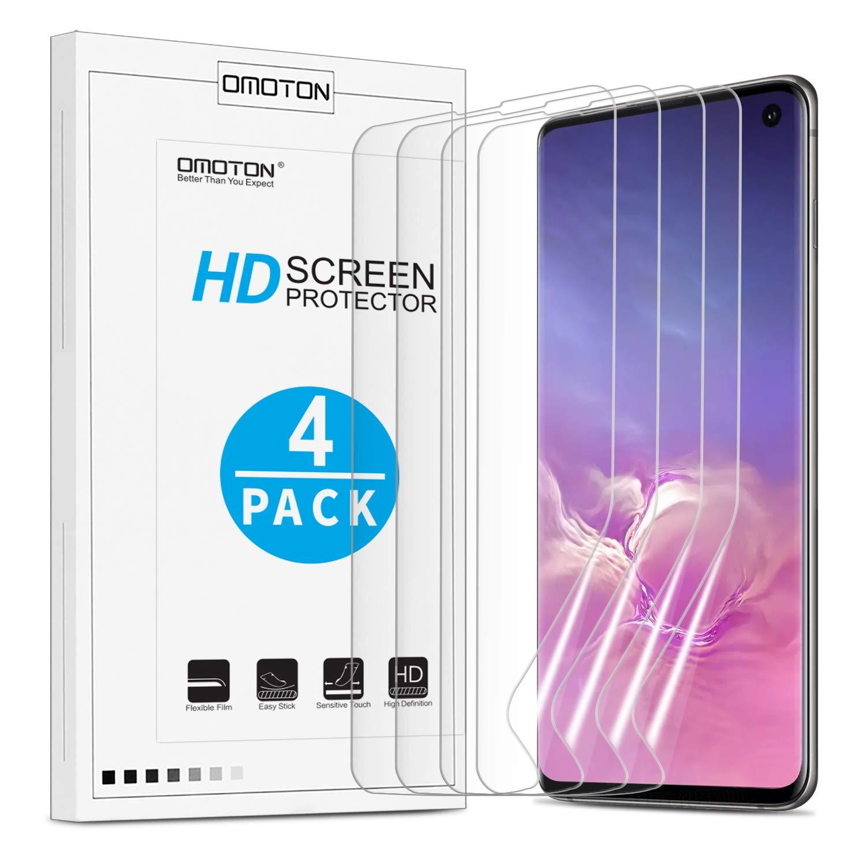 Tpu Film Para Samsung S10 Omoton [4un.]