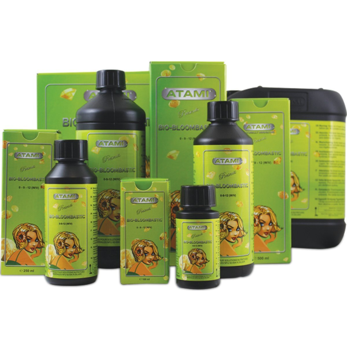 GREENLIGHT GUYS Atami Bcuzz Bio Bloombastic 500Ml