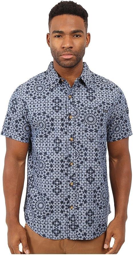 ONeill - Camisa de vestir - camisa - para hombre Azul azul marino oscuro 46: Amazon.es: Ropa y accesorios