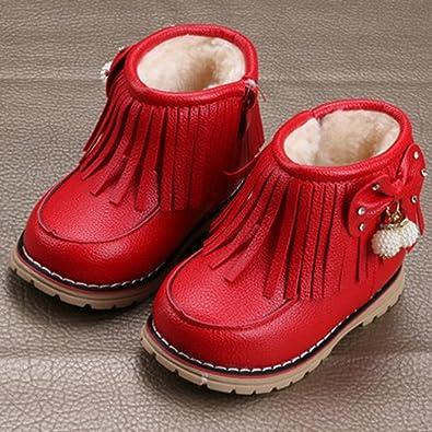 Filles V-soleil Glisser Chaussures Chaussures De Neige Taille 25 Pieds Longueur Argent 15.5cm 0QtuhA