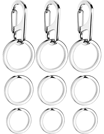 amazon co uk id tags for dogs Blind Dog Face Protection jovitec 3 sets dog tag clip durable dog id tag with rings for dogs and cats