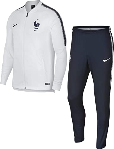 Nike 893384 – 102 – Chándal de fútbol para Hombre, Hombre, Color ...