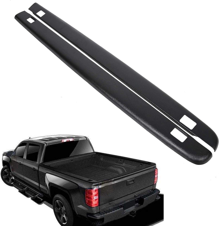 truck bed rail dent repair