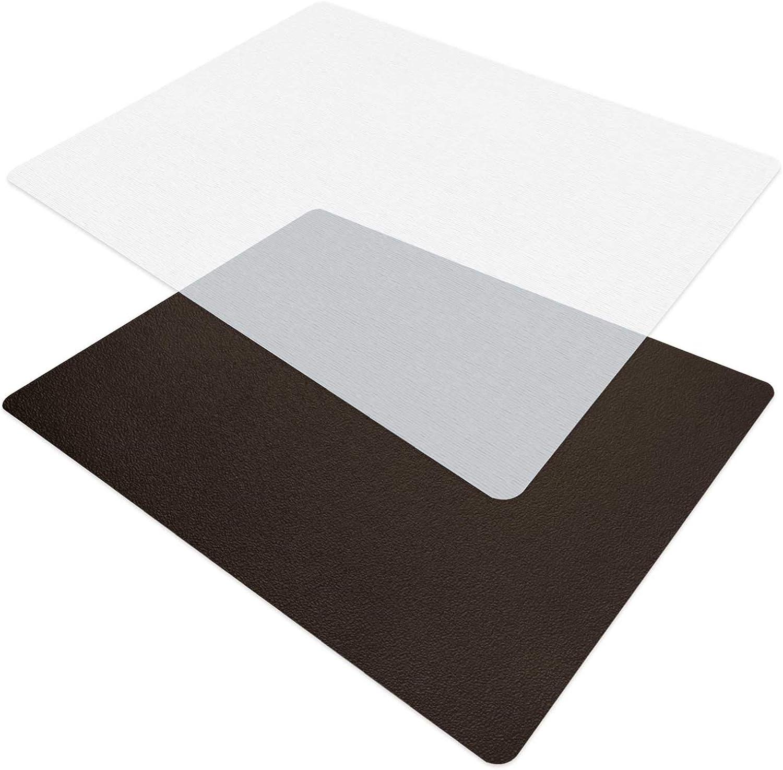 DURABLE 710210 antiscivolo 530x400 mm Sottomano con angoli arrotondati flessibile grigio