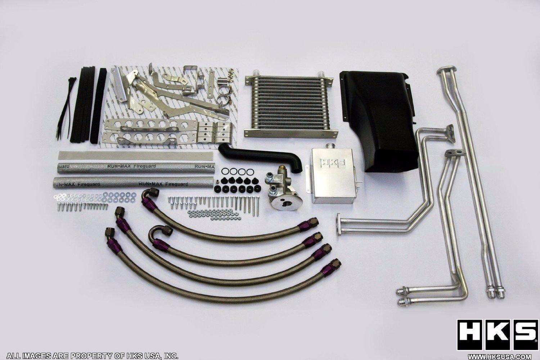 HKS 27002-an002 doble embrague Transmisión enfriador Kit: Amazon.es: Coche y moto