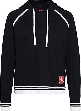 Calvin Klein CK ONE 000QS6423E - Sudadera con capucha, color negro: Amazon.es: Ropa y accesorios