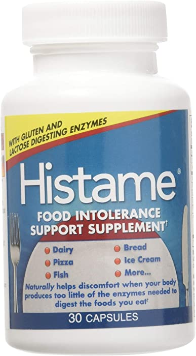 Top 9 Histame Food Intolerance Support 30 Capsules