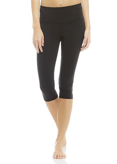 275cbc1dfe67b Amazon.com: Marika Women's Brooke High Rise Tummy Control Capri Legging:  Clothing