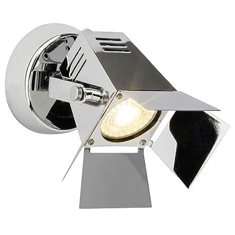 Brilliant G08910/15 Movie Spot - Perchero LED (GU10, 5 W ...