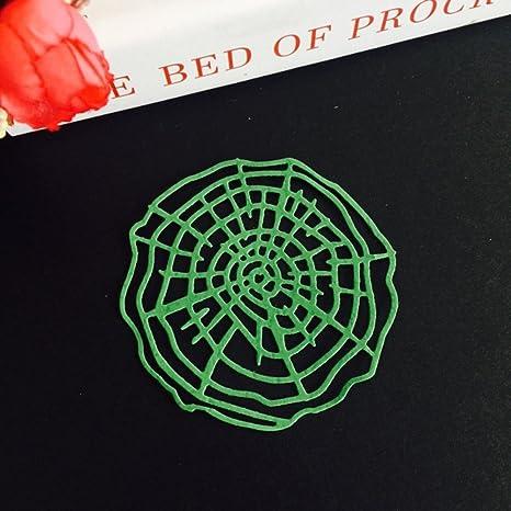 Stanzungen Blume Herz Metall Stanzformen Schablonen DIY Scrapbooking Album Papier Karte hausgarten k/üche kunsthandwerk Scrapbooking stanzformen
