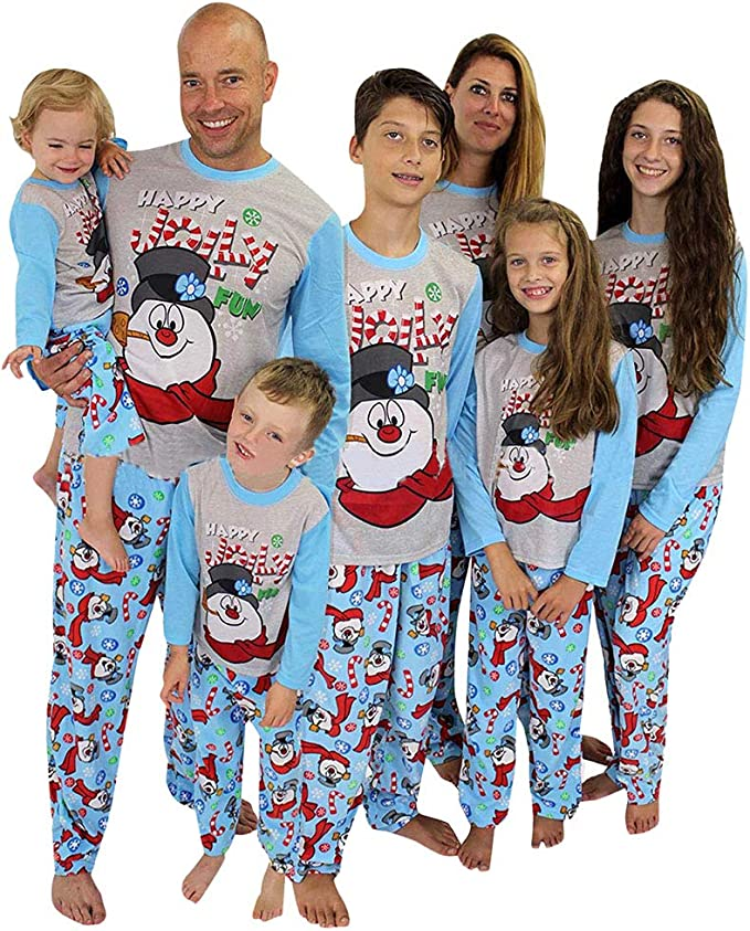 Surfiiy Pijama Familia Navidad Set Padre Adulto Dos Piezas Cartón ...