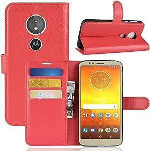Nadakin Motorola Moto E5/G6 Play/XT1944-3 Funda Slim Case