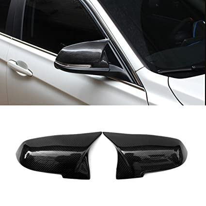 07ae9aae59cb Image Unavailable. Image not available for. Color  Replacement Carbon Fiber  Mirror Cover For 3 Series ...
