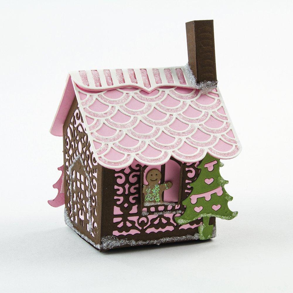 Tonic Studios Gingerbread House Christmas Die 5060193547473